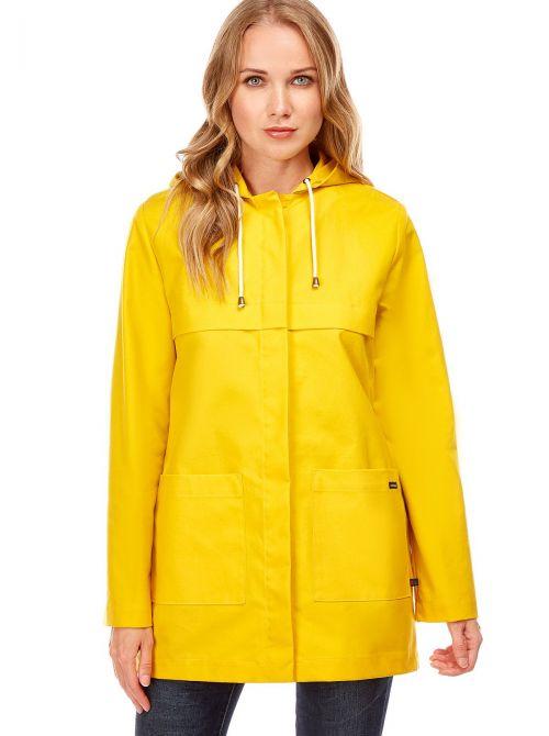 RIVER Short jacket women waterproof canvas
