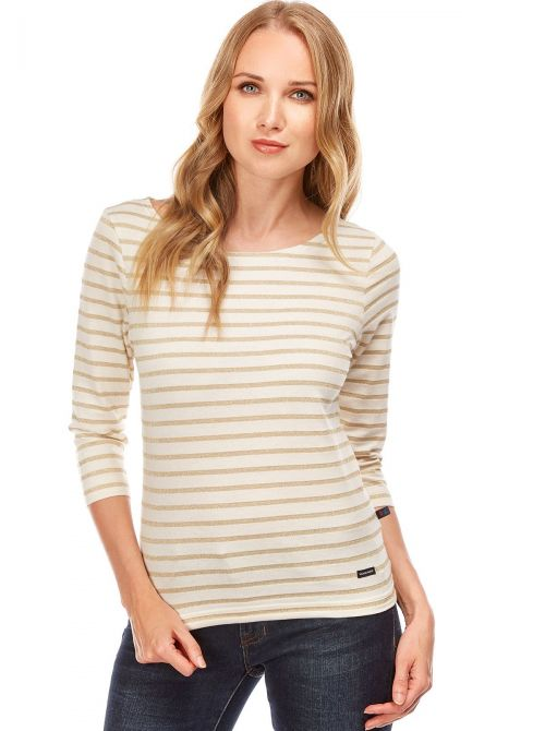 Waisted breton shirt ST-GILLES