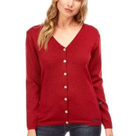 Cardigan for women 50% wool ALICE