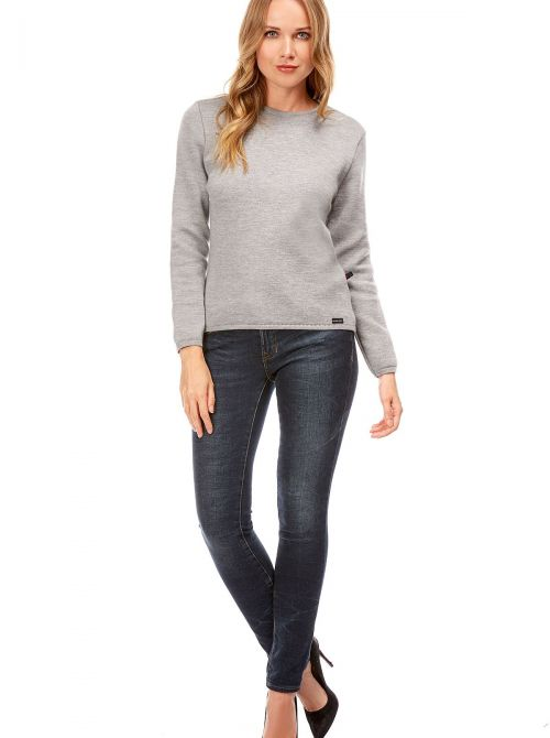 Sweater for women 50% wool AGNES
