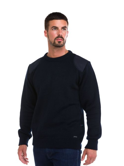 Pull mixte 50% laine COMMANDO