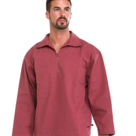 Fisherman's smock in canvas PLOUEZEC
