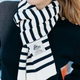 BELEM écharpe laine homme femme