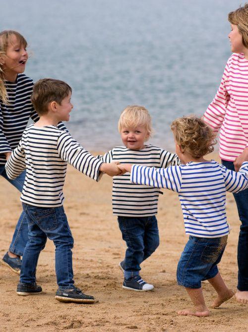 PAIMPOL/E marinière enfant