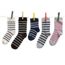 ARMOR chaussettes homme femme rayées