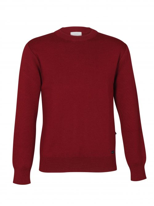Pull homme col ras du cou