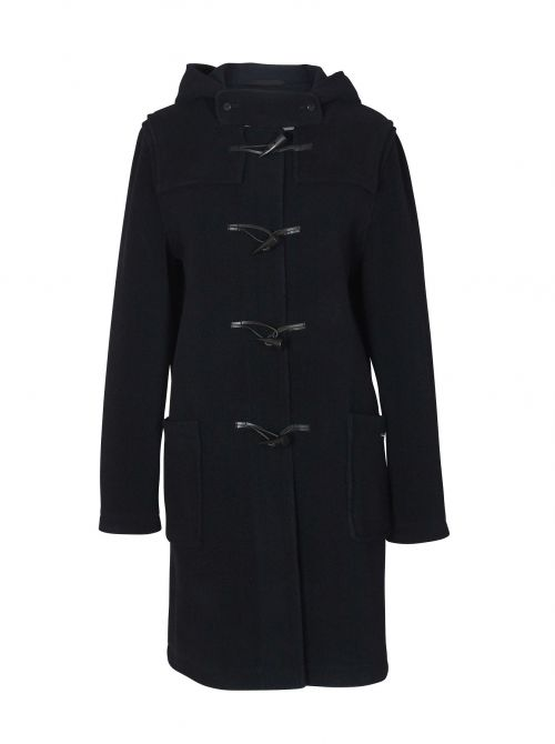 Duffle coat for men made of wool LIVERPOOL