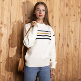 ANGEL sailor sweater men women made of wool