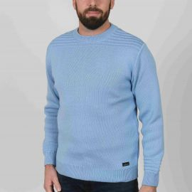 ACHILLE pull homme laine