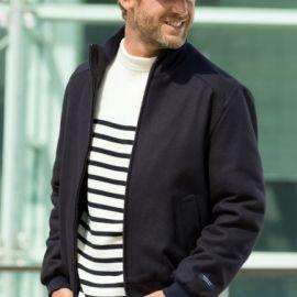BASTIA jacket men made of wool