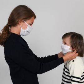 Public washable mask
