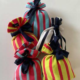 Little washable striped pocket