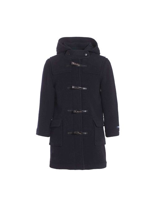 Duffle coat enfant en laine OXFORD