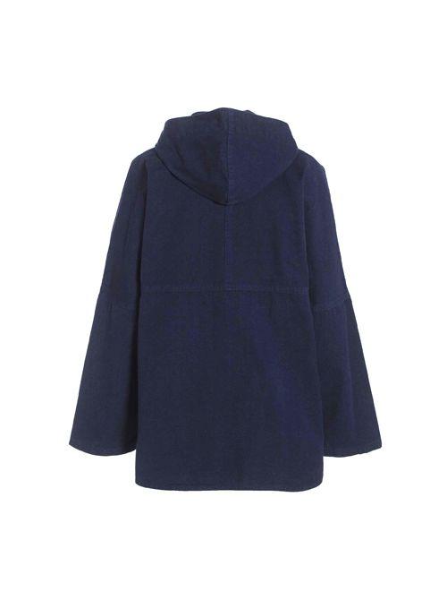 Veste en toile forme kimono RIEUX