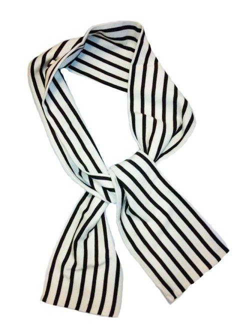 BREHAT striped scarf men women