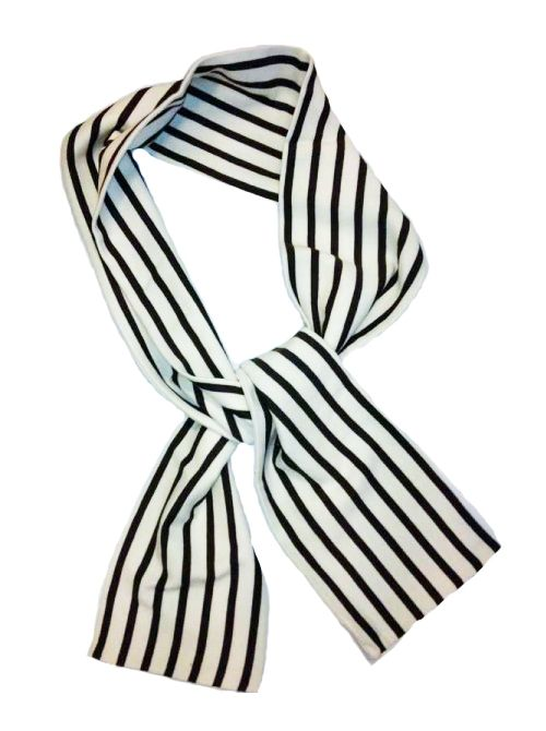 Striped scarf BREHAT