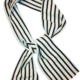 BREHAT striped scarf men women