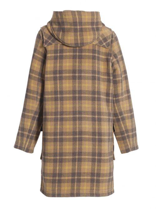 Duffle coat LIVERPOOL extérieur écossais