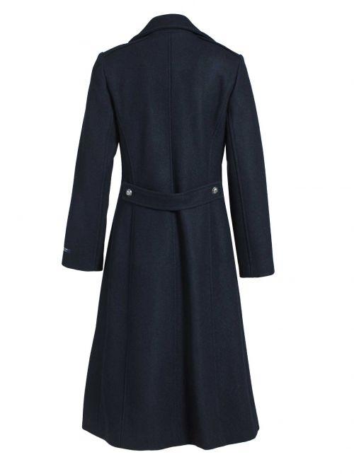 Manteau long femme CARNAC qualité cachemire