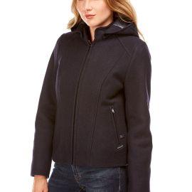 Short jacket for women made of wool LA BAULE